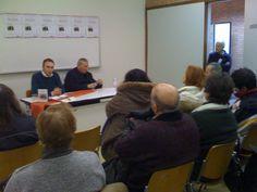 """Un momento della presentazione del libro a Pisa, nell'ambito della fiera """"Tra sogno magia e mistero, il 9 gennaio 2010"""