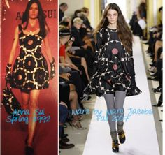 Marc Jacobs  Allegedly Impersonating Work Ever Anna Sui_ecasirip    http://ecasirip.com/marc-jacobs-allegedly-impersonating-work-ever-anna-sui