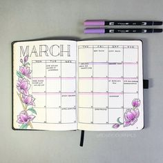 Pink Bullet Journal Monthly Setup # credit card tracker bullet journal Friday Finds: Pink Bullet Journal Theme ⋆ The Petite Planner Bullet Journal 2018, Bullet Journal Monthly Spread, Bullet Journal Notebook, Bullet Journal School, Bullet Journal Ideas Pages, Bullet Journal Inspo, Bujo Monthly Spread, Journal Inspiration, Bellet Journal