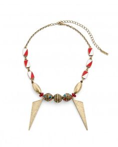 The Urban Tribe Necklace by Jewelmint