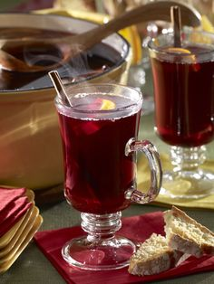Food and Drink Photography – Mulled Wine