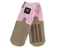 John Deere Girls Pink Western Boot Slipper Tractorup.com Girls Western Boots, John Deere Kids, Slipper Boots, Kids Hats, Cool Things To Buy, Stuff To Buy, Shoes Online, Pink Girl, Slippers