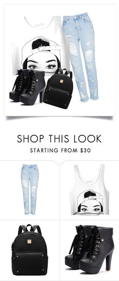 """peekabo"" by ashley-ploog on Polyvore featuring Topshop"