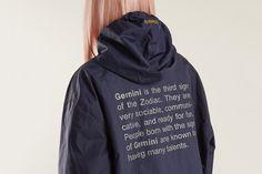 Vetements' Demna Gvasalia Is Releasing 12 New Horoscope Raincoats