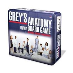Cardinal Industries Grey's Anatomy Game..So want this for a gift!!!  (FOR ME!!)