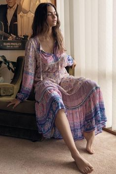 Bohemian Look, Portobello, Hippie Chic, Dress Skirt, Fitness Models, Cute Outfits, Flowy Dresses, My Style, Skirts