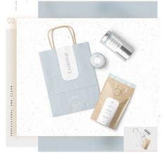 Essential Mockup Pack (Package, Bag,Can)