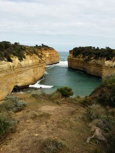 Gaze into this gorgeous Gorge on Melbourne's Ocean Drive... I could stare at it for hours.
