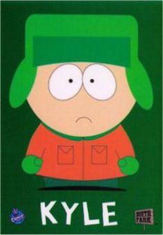 South Park Kyle Magnet