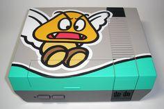 Paragoomba  Acrylic, Plastic  NES