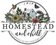 How To Start A Garden: 101 ~ Homestead and Chill Farm Logo, Starting A Garden, Bakery Design, Branding, Vintage Farm, Flyer, Logo Design Inspiration, Design Trends, Web Design