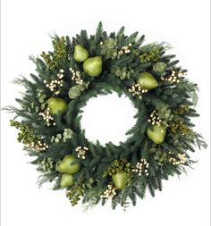 Artificial wreath - lovely