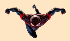 Miles Morales inMiles Morales: The Ultimate Spider-Man #3