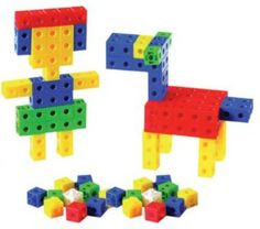 Linking Cubes Set of 500 Activity Based Learning, Learning Games For Kids, Kindergarten Activities, Infant Activities, Activities For Kids, Lego For Kids, 4 Kids, Super Fun Games, Montessori Toddler