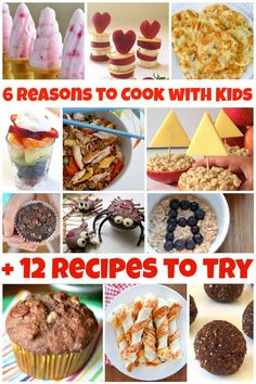 Cooking With Kids 30 Simple Recipes Can Make Themselves