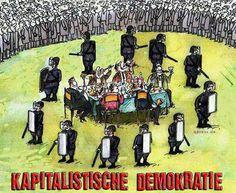 Kapitalistische Demokratie #REALSATIRE