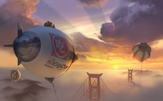 "Robotics prodigy Hiro teams up with robot Baymax to save San Fransokyo in Walt Disney Animation Studios' ""Big Hero 6."" In theaters Nov. 7, 2014."