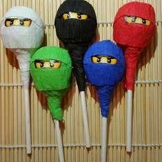 ninjago party - Lego Ninjago, Ninja