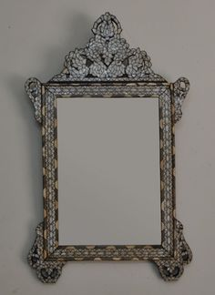 Moroccan Mirror On Style 1223 Damascene Moroccan