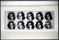 Andy Warhol, Ten Lizes, 1928-1987 https://www.centrepompidou.fr/id/cKabAA7/rajKxr9/fr