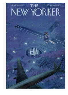 The New Yorker Tableau sur AllPosters.fr