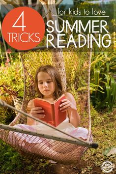How to create a fun summer reading program for kids with incentives.