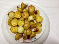 batatas assadas no forno com alecrim?