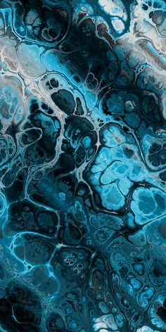 Textile Art Canvas Upholstery Fabric Fiber Art Fabric Stormy Sky Blue Marble Grey by jacquedesigns on Etsy Blue Wallpapers, Wallpaper Backgrounds, Transgressive Art, Art Grunge, Phone Screen Wallpaper, Pour Painting, Painting Art, Blue Aesthetic, Aesthetic Wallpapers