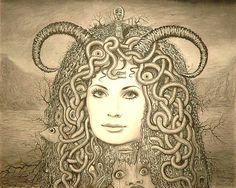 * Jean Thomassen - - - Medusa 2
