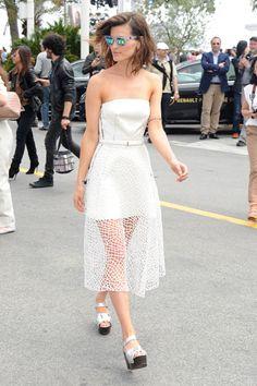 Dress Code: Best Celebrity Summer Frocks - Hanneli Mustaparta