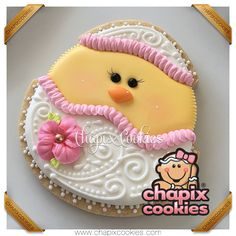Easter Chicken in Egg #ChapixCutter available