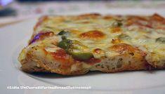 Pizza in Teglia con Mix Pizza Senzaltro