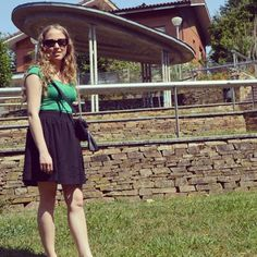 Have you seen my blog? www.ideassoneventos.com #ideassoneventos #imagenpersonal #imagen #moda #ropa #looks #vestir #fashion #outfit #ootd #style #tendencias #fashionblogger #personalshopper #blogger #me #streetstyle #postdeldía #blogsdemoda #instafashion #instastyle #instalife #instagood #instamoments #job #myjob #currentlywearing #clothes #casuallook #greenandblack