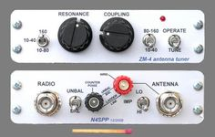 Automatic Antenna Tuner - N4SPP