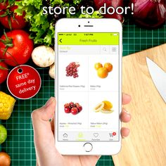 The FRESH n EASY iOS App is now live on the Apple Play Store! Grocery Shopping at your fingertips!