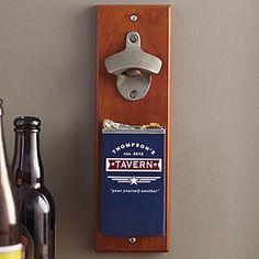 Personalized Bottle Opener!
