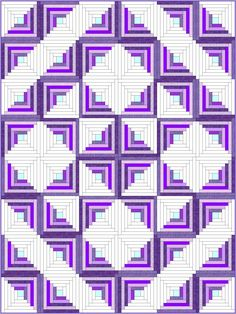 Log Cabin Quilts: A Designer's Dilemma | McCall's Quilting Blog