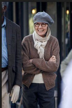 Diane Keaton. Cute smile!