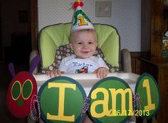 Tyler's 1st Birthday!! | CatchMyParty.com