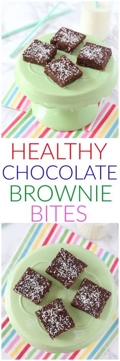 Packed with nutritious ingredients including prunes, dates, nuts and flaxseed, these delicious Raw Chocolate Brownie Bites make a great snack for kids and adults too! Gluten, dairy and sugar free.