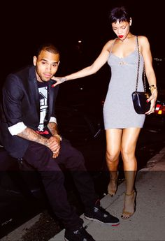 Rihanna & Chris Brown - Together Once Again..