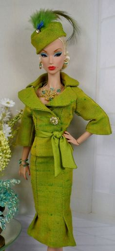 Escapade for Silkstone Barbie and Victoire Roux by MatisseFashions