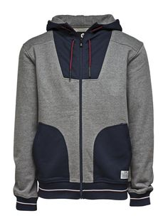 Winston Sweat, GREY MELANGE B30, large