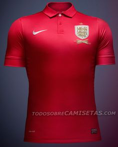 2 camiseta seleccion de Inglaterra