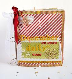 December Daily 2012 - Scrapbook.com