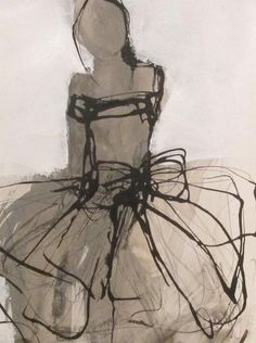 Holly Irwin Fine Art Vignette Ink on paper – Wunderbare Kunst Art And Illustration, Illustrations, Art Des Gens, Art Amour, Figurative Kunst, People Art, Figure Painting, Figure Drawing, Art Sketchbook