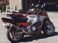 Yamaha FJ1100 and Yamaha FJ1200