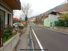 Segnaletica Stradale Triestina - Trieste: segnaletica stradale orizzontale