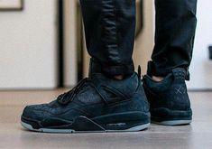 605d18f47  sneakers  news Jordan Brand VP Of Design Reveals KAWS x Air Jordan 4 For