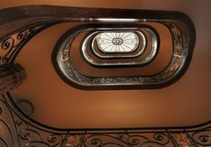Art Nouveau Staircase by Niki Feijen on 500px